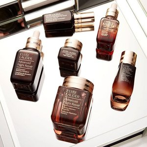 Free exclusive cosmetics bag + beauty gifts with $80 Estee Lauder order @Neiman Marcus