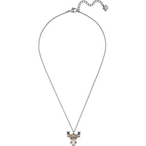Swarovski Little Deer Pendant, Multi-Colored, Mixed Plating for $49.50 (was $99) @Swarovski