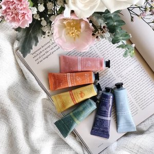 Up to 60% off hand care products and body care products @Crabtree & Evelyn