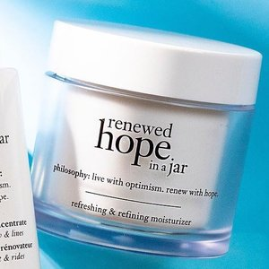 Philosophy Renewed Hope In a Jar Refreshing and Refining Moisturizer, 2 Oz for $33 (was $39)