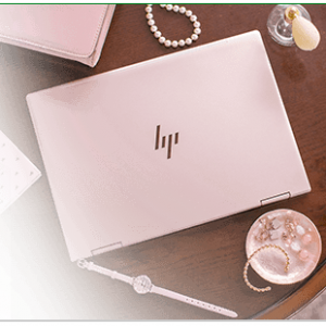 ローズゴールドの美しいデザイン  13.3インチ HP Spectre x360 Special Edition