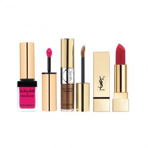 Эксклюзивные цены на лимитированные коллекции макияжа и аксессуаров @ YSL