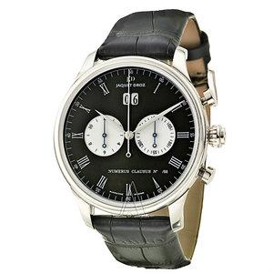 JAQUET DROZ Complication La Chaux-De-Fonds Chrono Grande Date  Men's Watch for $10000 (was $31200)