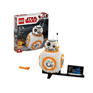 LEGO Star Wars VIII BB-8 75187 Building Kit (1106 Piece)