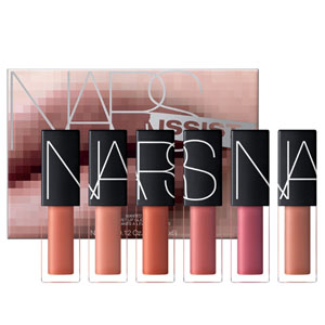 NARS 0.12oz NARSissist Wanted Velvet Lip Glide Set