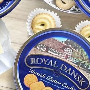 $9.70 (3 Pack) Royal Dansk Cookies, Danish Butter, 12 Oz @ Walmart