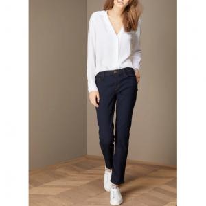 "J Brand Mid-Rise 11"" Skinny Jeans"