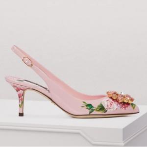 Dolce & Gabbana Bellucini sling back