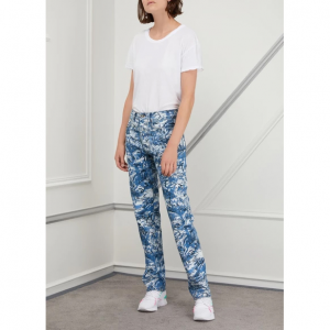 Off White Tapestry straight jeans