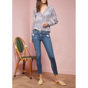 Rag & Bone Rag & Bone Cotton Skinny Jeans