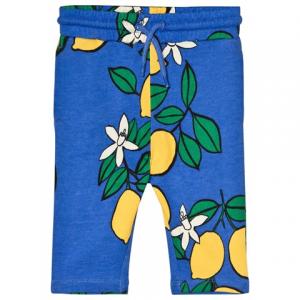 Mini Rodini Blue Lemon Sweatpants