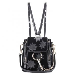 CHLOÉ Faye Mini leather backpack