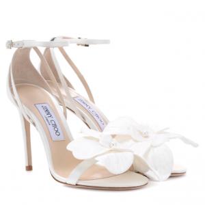 JIMMY CHOO Aurelia 100 sandals