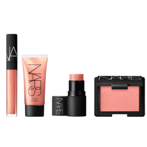 $24.99 (Was $59) NARS JetSetter Orgasm 4-pc. Face Set @ Gilt