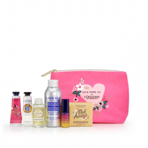 RIFLE PAPER CO. FOR L'OCCITANE MOST LOVED COLLECTION