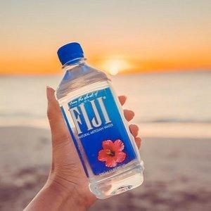 $14.97 FIJI Natural Artesian Water, 16.9 Fl Oz (Pack of 24) @ Amazon