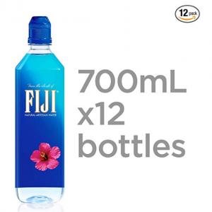 FIJI Natural Artesian Water, 23.7 Fl Oz (Pack of 12)