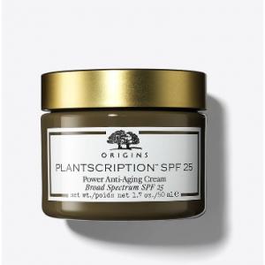 PLANTSCRIPTION™ SPF 25 POWER ANTI-AGING CREAM