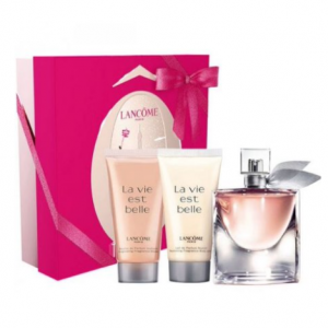 Lancome La Vie Est Belle Perfume Gift sets for Women, 3 Pc