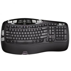 Logitech K350 无线键盘 @ Amazon
