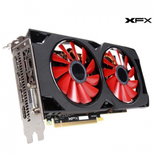 Black Friday Sale Live: XFX Radeon RX 570 4GB RS XXX Edition Graphics Card @ Newegg
