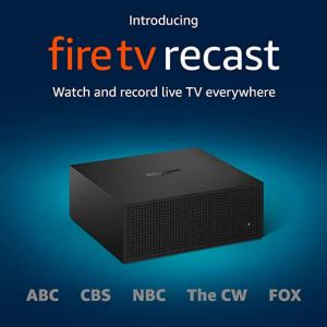 Amazon官网 Fire TV Recast 无线电视DVR 500GB 可录制72小时 立减$50