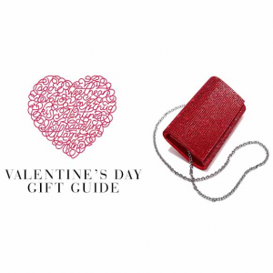 2019 Valentine's Day Gift Guide:  Balenciaga, Gucci, Burberry & more @Saks Fifth Avenue
