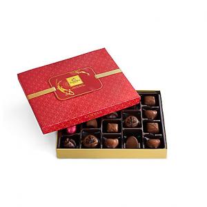 2019 Chinese New Year Assorted Chocolate Gift Box, 18 pc.