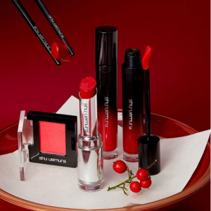 Up To 20% Off + Free 3 Deluxe Samples @ Shu Uemura