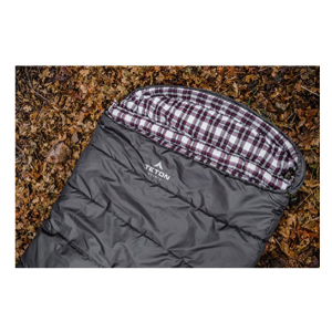 TETON Sports Fahrenheit Sleeping Bag; for Multi-Season Camping; Free Compression Sack