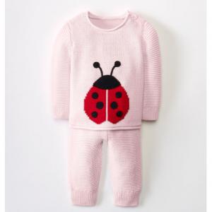 Sweaterknit Set In Organic Cotton