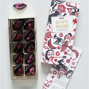 Bésame Mucho Chocolates