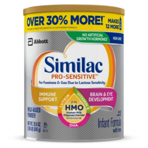 Similac Pro-Sensitive HMO Powder Value Size - 29.8oz