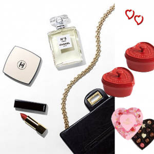 10 уникальных идей подарков на День Святого Валентина @ Bloomingdale