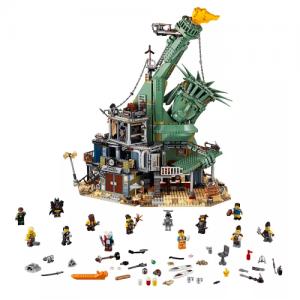 LEGO Welcome to Apocalypseburg!