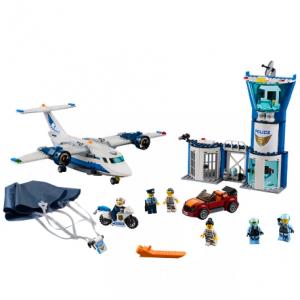 LEGO City Sky Police Air Base