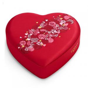 Godiva 25-Pc. Assorted Chocolates Fabric Heart