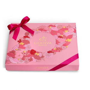 Godiva 20-Pc. Assorted Chocolates Gift Box