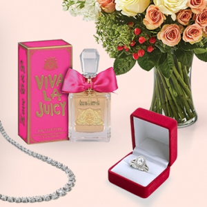 Sam's Club Valentine's Gifts on Sale, Flowers, Jewelry, Gift Baskets, Fragrance & More