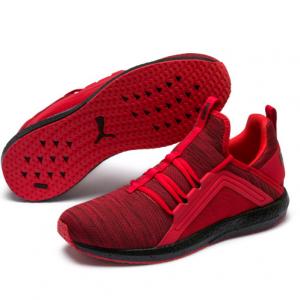Mega NRGY Heather Knit Men's Running Shoes