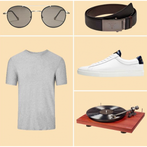 Valentine's Day Gifts for Him on Sale, Prada, UGG & More Shoes, Sunglasses etc. @Gilt