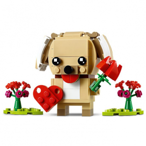 Valentine's Day 2019 Gift Guide @ LEGO
