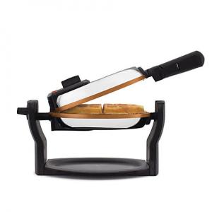 Bella Rotating Waffle maker Ceramic Copper Titanium - BLA14608