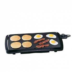 Presto 20-in. Cool Touch Electric Griddle - 07030
