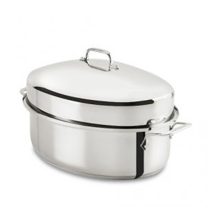 ALL-CLAD 10 Quart Covered Oval Roaster