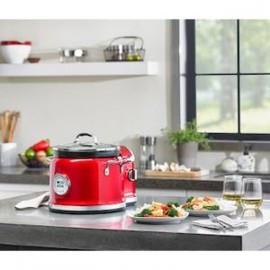 KitchenAid Candy Apple 4 Quart Multi-Cooker