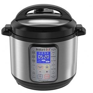 $79.99 Instant Pot DUO Plus 60, 6 Qt 9-in-1 Multi- Use Programmable Pressure Cooker @ Amazon