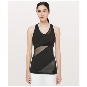 Mesh In Motion Racerback