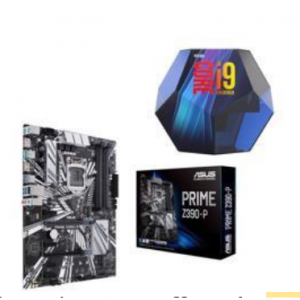 Intel Core i9-9900K Coffee Lake 8-Core CPU + 512GB Intel 660p m.2 SSD @ Newegg