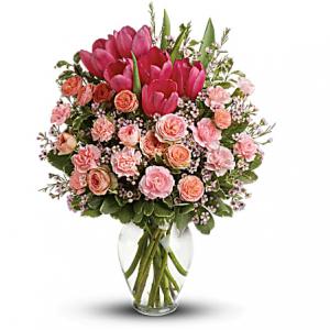 Full Of Love Bouquet Premium